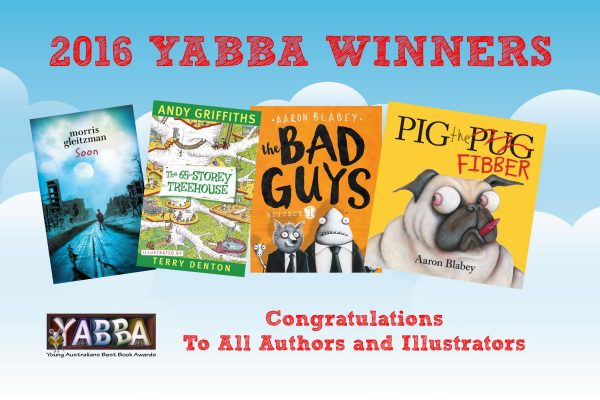 2016 YABBA Winners – A Personal Reward